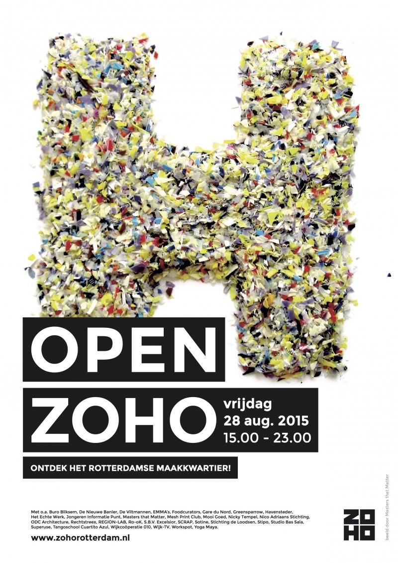 Open Zoho